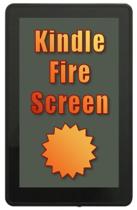 Kindle Fire Screen Tip
