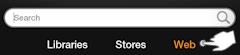 Tap Web Search