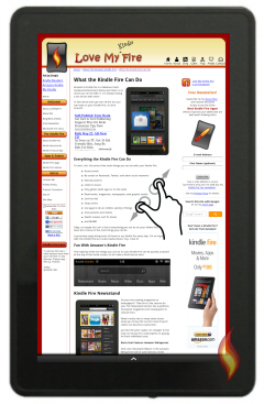 Everything the Kindle Fire Can Do