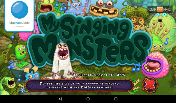 Kindle Fire Simulation Games: My Singing Monsters