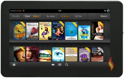 Free Kindle Fire eBooks!