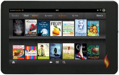 More Free Kindle Fire eBooks!