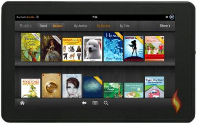 Even More Free Kindle Fire eBooks!