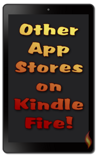 Alternative App Stores on Kindle Fire!