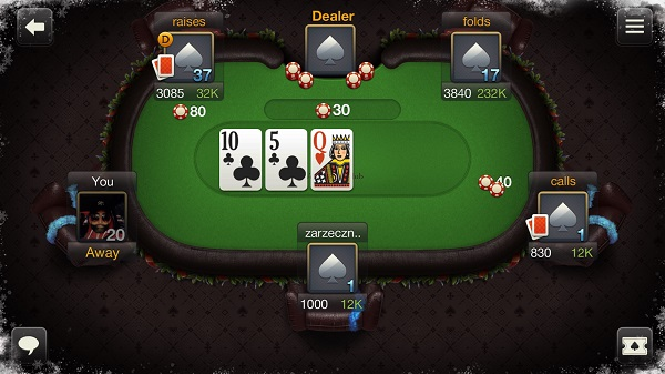 Kindle Fire Poker Games: Poker Game