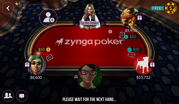 Poker Games For Kindle Fire: Zynga Poker