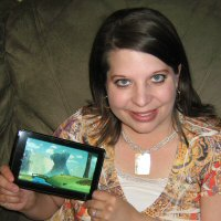 Me With My Kindle Fire