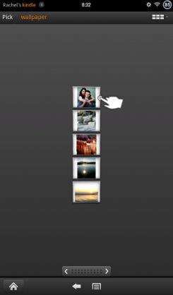 Rotating Wallpaper Select File