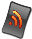 Kindle Fire RRS Feed Blog Icon