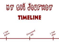 My SBI Journey Timeline Video Entry