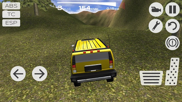 Kindle Fire Simulation Games: Extreme SUV Driving Simulator