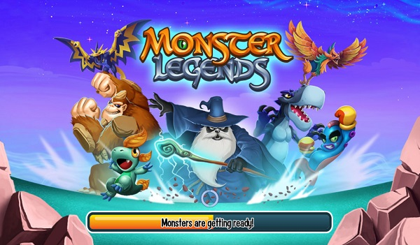 Kindle Fire Simulation Games: Monster Legends