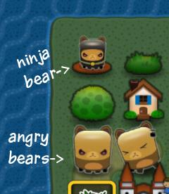 Triple Town Bears