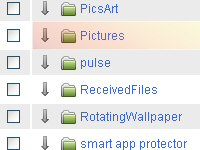 My Kindle Pictures Folder on WiFi App