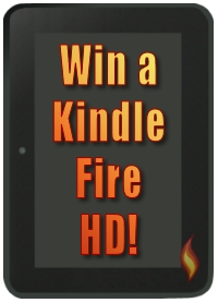 Win a Kindle Fire HD!