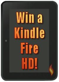 Win a Kindle Fire HD!