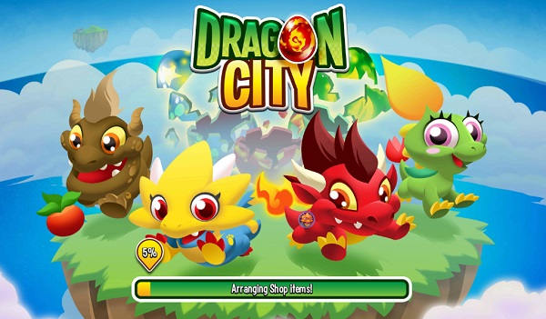 Kindle Fire Adventure Games: Dragon City