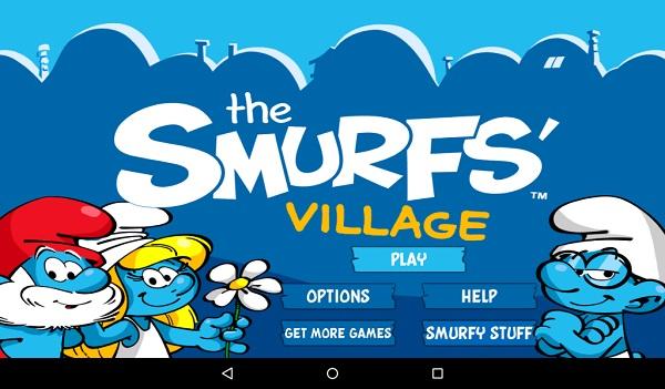 Kindle Fire Adventure Games:Smurfs' Village