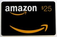 How To Use Amazon Gift Card: Amazon Gift Card $25