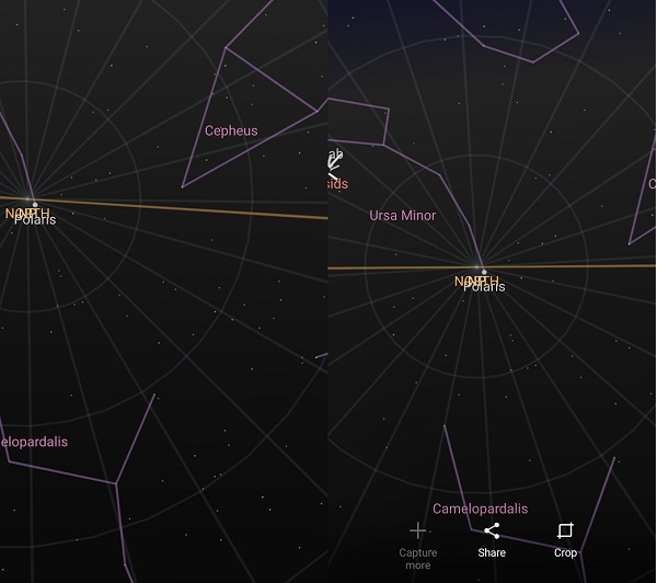 Kindle Fire Astronomy Apps: Sky Map
