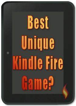 Best Unique Kindle Fire Game
