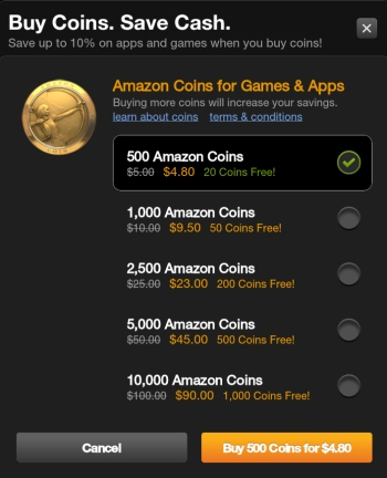 Buy Coins. Save Cash.