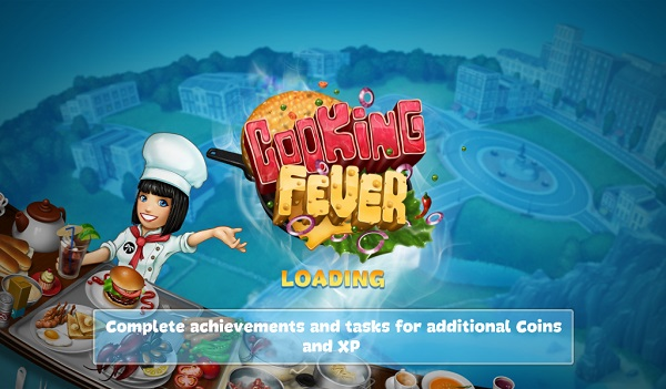 Kindle Fire Simulation Games: Cooking Fever