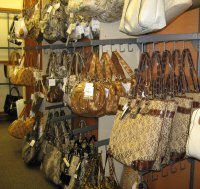 Department Store Bags and Purses