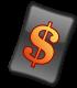 Dollar Sign Tablet