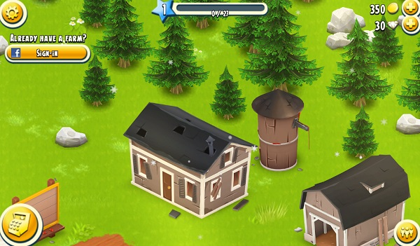 Kindle Fire Simulation Games: Hay Day