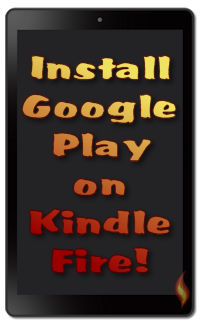 instructions for using kindle fire