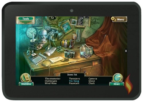 Abyss Game on Kindle Fire