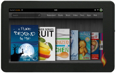 Kindle Fire Books