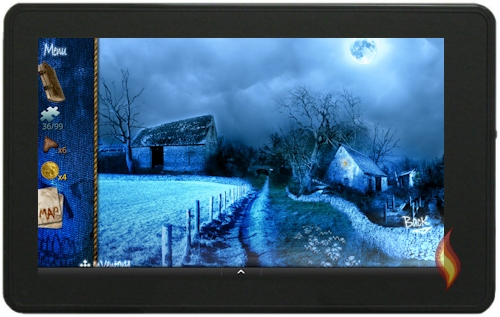The Haunt Game on Kindle Fire