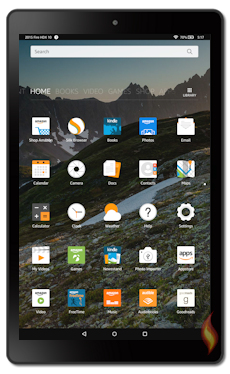 Amazon's Kindle Fire HD 10