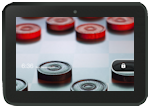 Kindle Fire Background Checkers