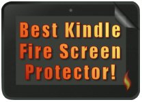 Best Kindle Fire Screen Protector