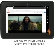 How to Install Flash Player; Movie Image Copyright Warner Brothers