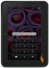 Kindle Fire Password Lock Screen Pin