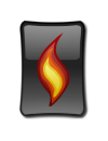 Kindle Fire Small Logo