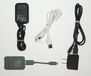 Kindle FirePower Cable and USB Cords