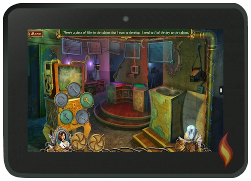 Snark Busters 3 Game on Kindle Fire