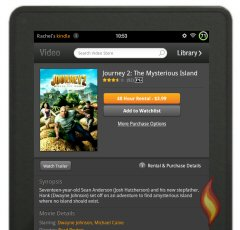 Kindle Fire Video Movie Journey2