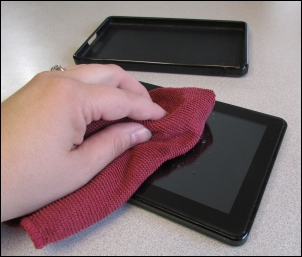 Kindle Fire Water Damage Fix - Kindle Fire Got Wet and How