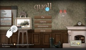 Kindle Fire Tip for Quell