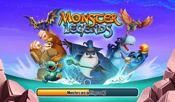 Kindle Fire Simulation Games: Monster Legends